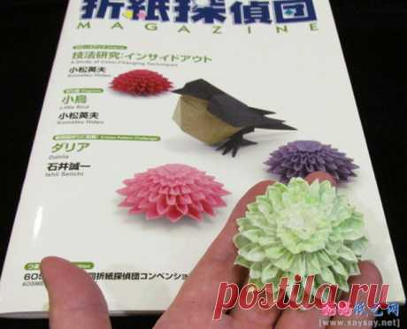 Daliya el origami del origami el detective Entrar el libro de texto _ _ la fábrica del origami del origami el libro de texto () - el sol del secamiento del papel el arte de la red
