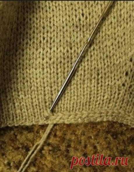 Посты по теме «Уроки вязания», добавленные пользователем Ирина Ющенко на Постилу