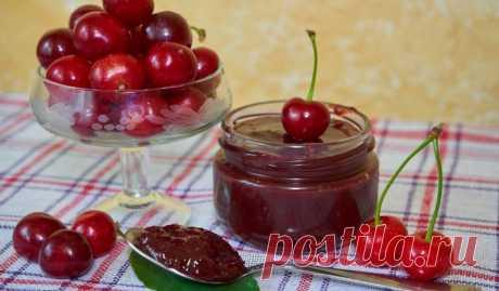 Джем из вишни и малины - Лайфхакер
