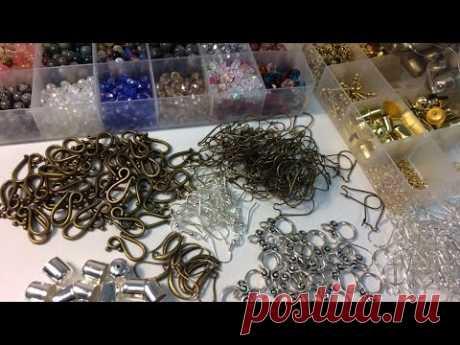 ЗАКАЗ с AliExpress. Блестящие, с радужным отливом: https://de.aliexpress.com/item/Free-shipping-White-AB-Color-100pcs-4mm-Bicone-Austria-Crystal-Beads-charm-...