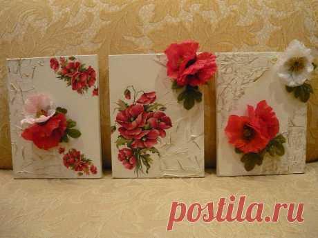 Как своими руками сделать красивое панно на стену | Рекомендательная система Пульс Mail.ru