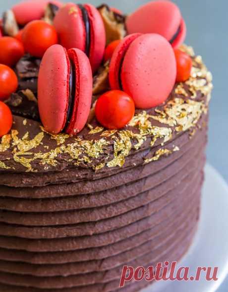 Украшение торта своими руками в домашних условиях - простые варианты оформления пирожных и тортов