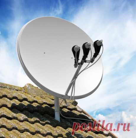Как смотреть спутниковые каналы бесплатно - ЯПлакалъ