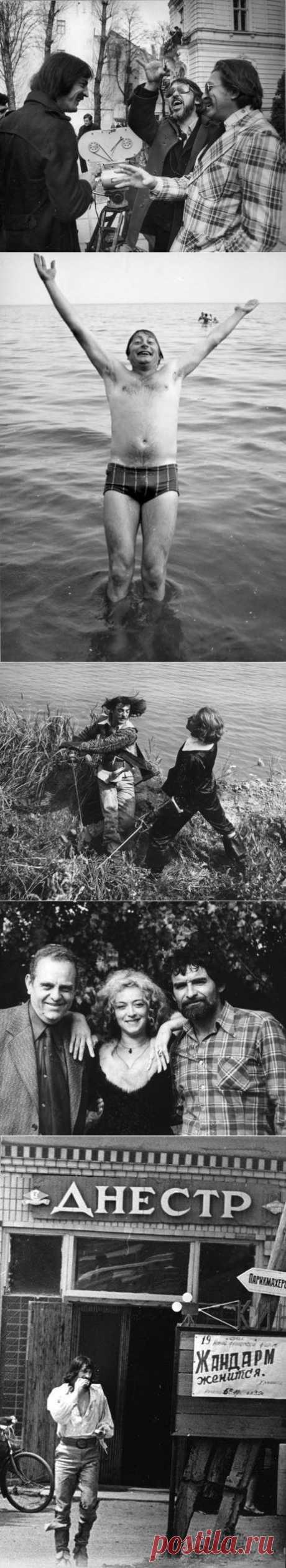 """Фото со съемок фильма """"Три мушкетера"""" / Назад в СССР / Back in USSR"""