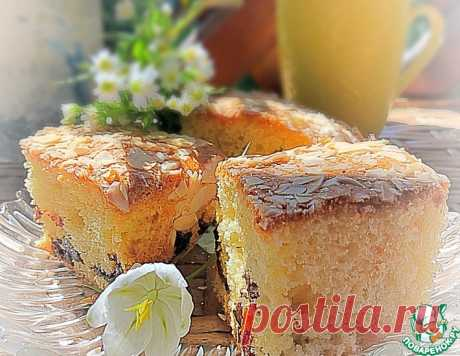 Пирог с черносливом «Домашний» – кулинарный рецепт