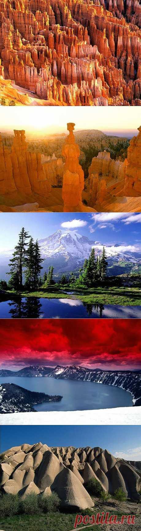 Горные пейзажи, скалы, снежные пики картинки (57 фото) видео