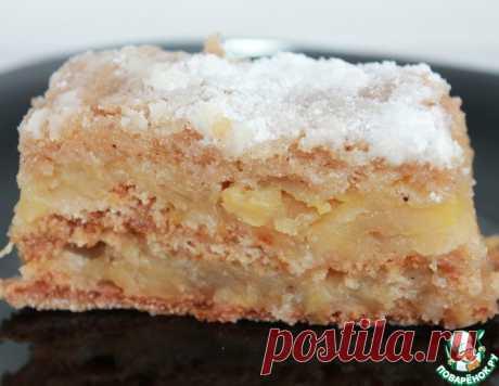 Венгерский насыпной яблочный пирог в мультиварке – кулинарный рецепт