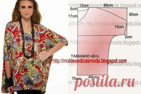 блузок и туник