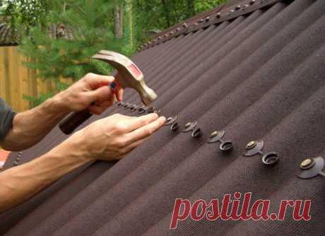 Ондулин: новая крыша поверх старой кровли. Плюсы и минусы ондулина
