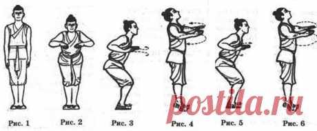 Лечение щитовидной железы: упражнение «Плывущая лягушка»
