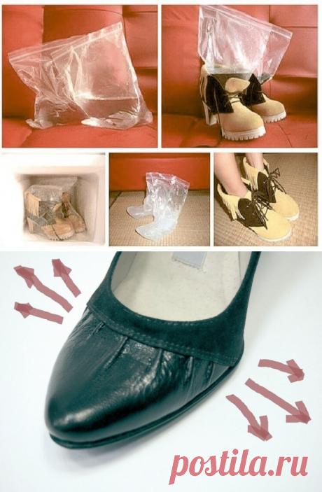 Сапожник дал мне ценный совет, как растянуть узкую обувь несколькими эффективными способами   Перейдем на ты за чашечкой чая?   Яндекс Дзен
