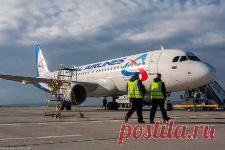 Как готовят самолеты перед вылетом | ФОТО НОВОСТИ