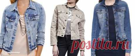 джинс.куртка