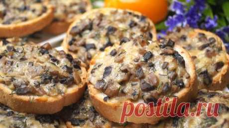 Ленивчики с грибами - Кухни всего мира - медиаплатформа МирТесен