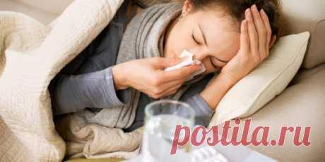 Как отличить ОРВИ от гриппа и вылечиться всего за пару дней | Болтай