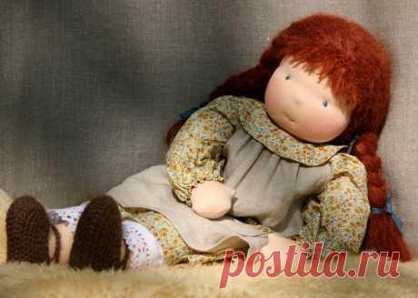 Европейский семинар по шитью вальдорфских кукол