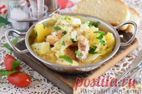 Картошка с мясом (1) - лучшие рецепты!
