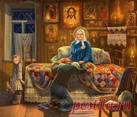 Праведная Матрона Московская - день памяти 2 мая,песни православных бардов