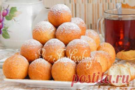 Творожные шарики Новый рецепт простого и вкусного десертного блюда.