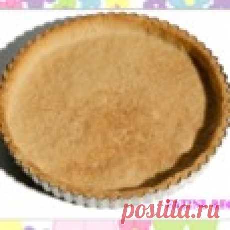 Песочное тесто для тартов и тарталеток Кулинарный рецепт