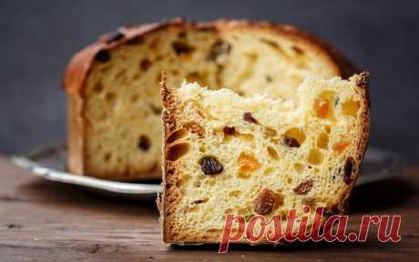 Итальянская пасха панеттоне: рецепт пасхи с фото пошагово | Телеканал СТБ