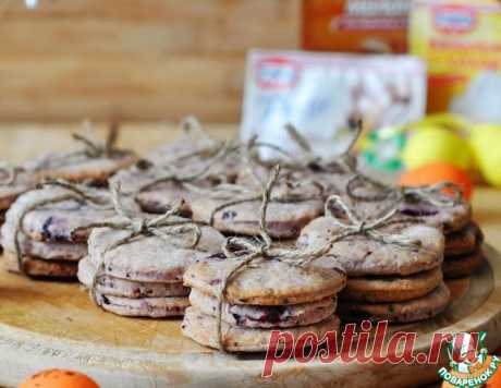 """Английское пасхальное печенье """"Сомерсет"""" – кулинарный рецепт"""