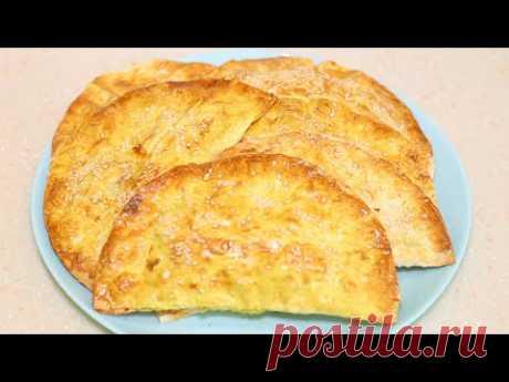 Чебуреки из лаваша. Сочные, вкусные идеальный перекус для пикника.