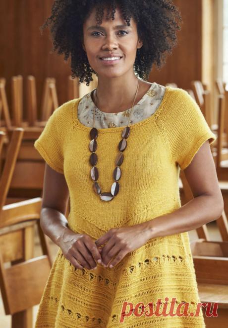 Для тех кто любит вязать. Интересные вязаные идеи женской одежды из последних выпусков Knitter 2020 (со схемами) | Женский блокнот с ... | Яндекс Дзен