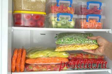 Лимоны, помидоры и кабачки. Какие непривычные продукты можно заморозить Эти продукты мы редко замораживаем, а стоило бы.