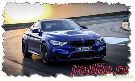 Сигнализация на BMW M4 F82