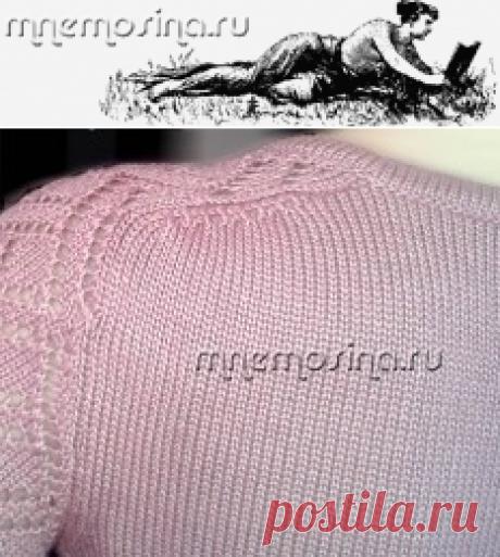 Вязание на вязальных машинах