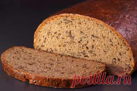 Хлеб ржаной Масличный.
