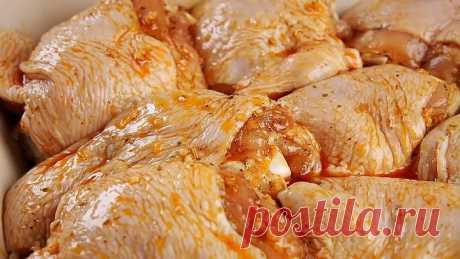 И не надо ходить в ресторан! 3 рецепта из курицы, которые превратят ваш ужин в н