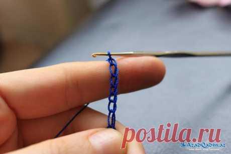 Шпаргалка для вязальщиц!!! Приемы вязания крючком. (описание и видео) | ЖЕНСКИЙ МИР