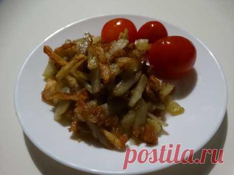 Как пожарить картошку? — 4 проверенных рецепта, когда вкус жаренной картошки абсолютно разный - Ваши любимые рецепты - медиаплатформа МирТесен