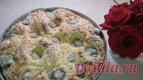 Я в Восторге от Этого Пирога. Его Вкус Божественный. Пирог Без Замеса теста