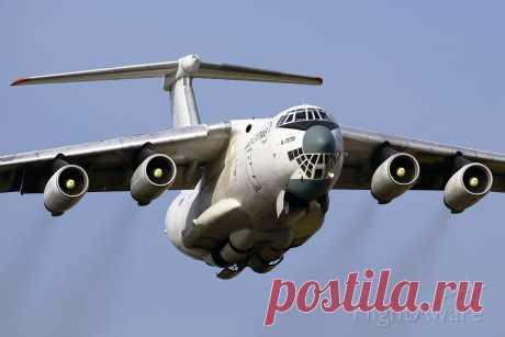 Фото Ilyushin Il-76 (RA-76842) - FlightAware