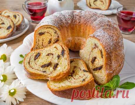 Райндлинг – австрийский пасхальный хлеб
