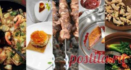 Главные рецепты «Еды» за 10 лет 17 блюд, отобранных самой редакцией