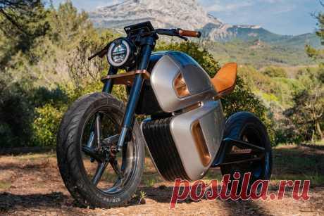 Революционно-новый вид электрических мотоциклов на ультраконденсаторах   Электровелосипедист   Яндекс Дзен
