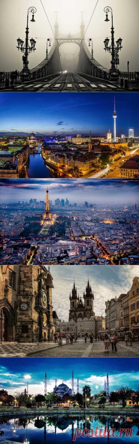 25 городов, которые нужно увидеть хотя бы раз в жизни.