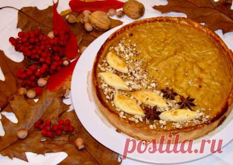 (9) Американский тыквенный пирог - пошаговый рецепт с фото. Автор рецепта Ирина Корбут . - Cookpad