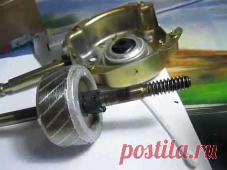 El ventilador no gira la reparación la lubricación la limpieza el electromotor el de mesa de suelo