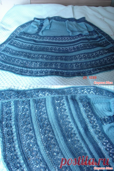 Кардиган с коротким рукавом - Вязание - Страна Мам