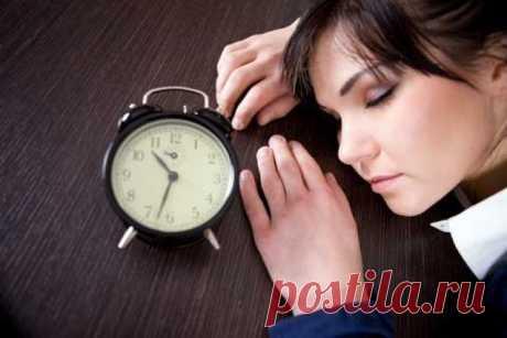 Если спать некогда, но очень хочется — спи 15 минут. — Полезные советы