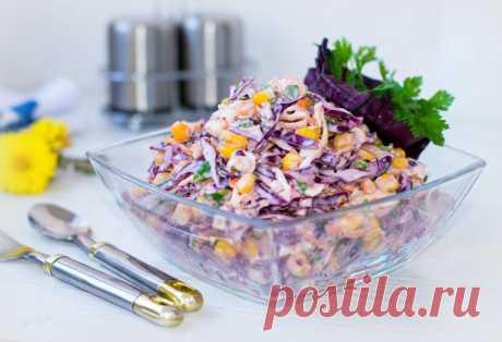 """Овощной салат """"Коулсло"""" - Пошаговый рецепт с фото своими руками Овощной салат """"Коулсло"""" - Простой пошаговый рецепт приготовления в домашних условиях с фото. Овощной салат """"Коулсло"""" - Состав, калорийность и ингредиенти вкусного рецепта."""