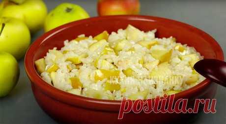 Нашла бабушкин рецепт рисовой каши из детства: сын сказал, что вкуснее каши он не ел (делюсь рецептом) | Кухня наизнанку | Яндекс Дзен