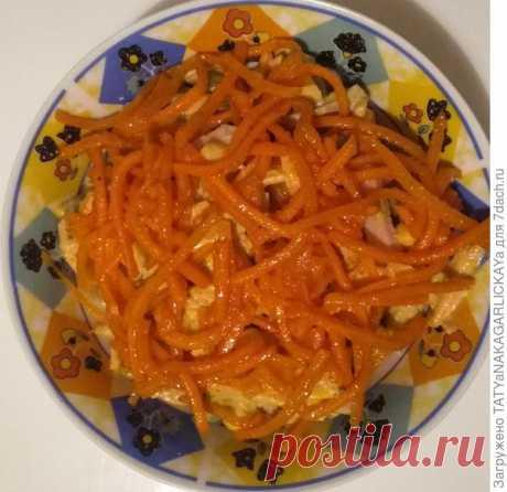 Три варианта салата с морковью по-корейски: сверхбыстрый, очень быстрый и быстрый