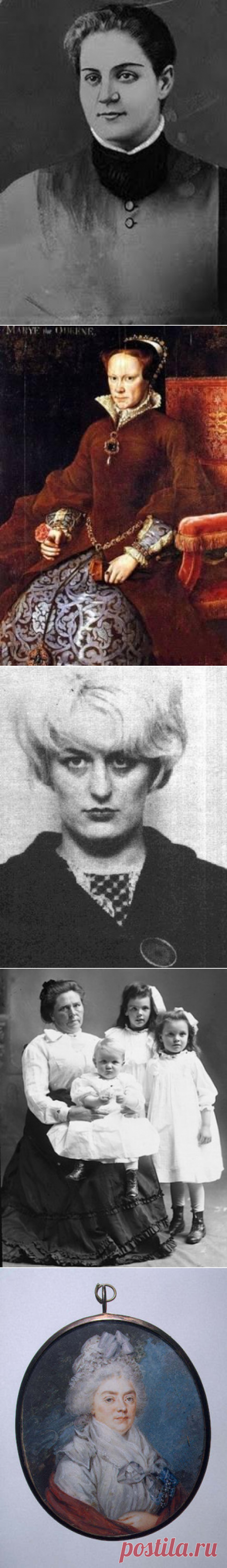 Top 20. The most awful female murderers in the history | Unusual