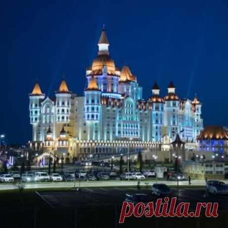 Тур Россия, Сочи из Москвы за 22000р, 15 октября 2019